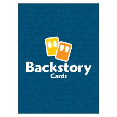 Backstory Cards Cover