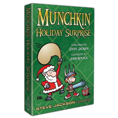 SJG Munchkin Holiday Surprise