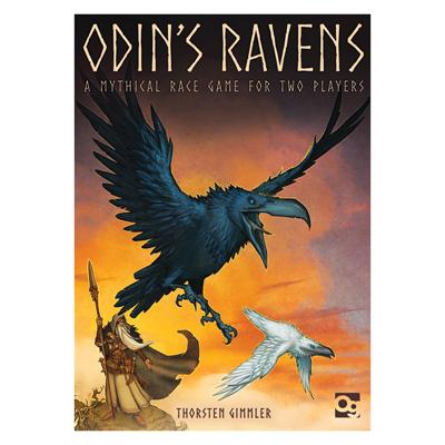 Odin's Ravens Cover 1a