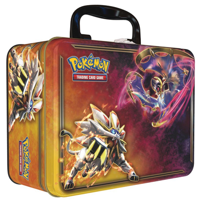 Pokemon Spring 2017 Collectors Chest