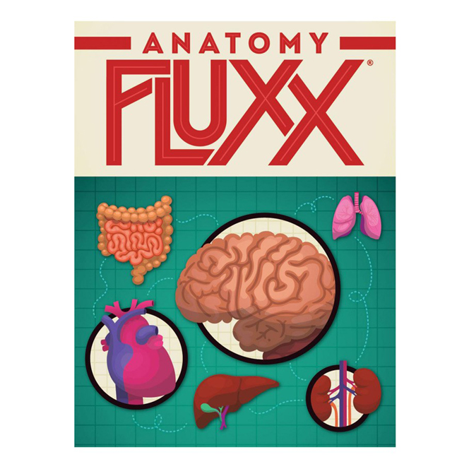 Anatomy Fluxx cover