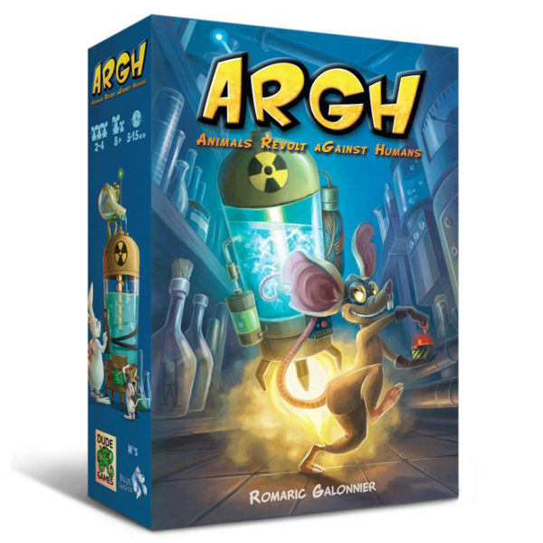 Argh cover