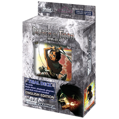 Attack on Titan Starter Deck