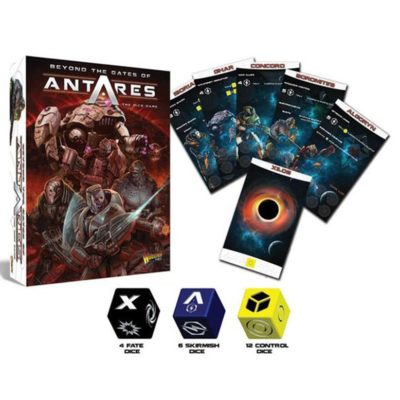 Beyond the Gates of Antares Dice Game