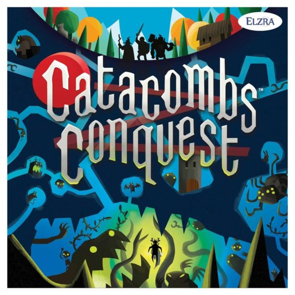 Catacombs Conquest cover