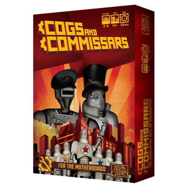 Cogs and Commissars cover