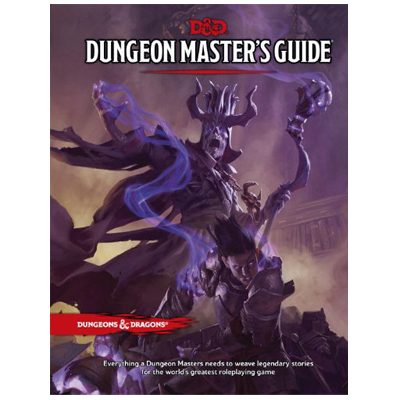 D&D 5th Edition: Dungeon Master's Guide