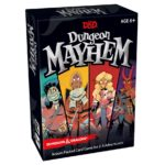 D&D Dungeon Mayhem Cards cover