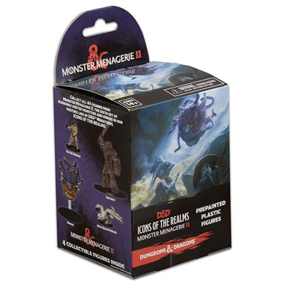 D&D Icons of the Realms Booster Pack