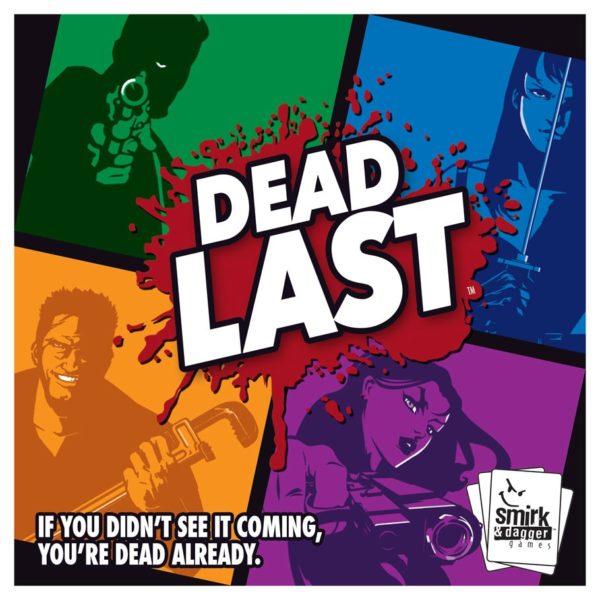 Dead Last cover