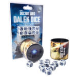 Dr. Who Dalek Dice cover