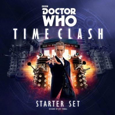 Dr. Who Time Clash Starter Set