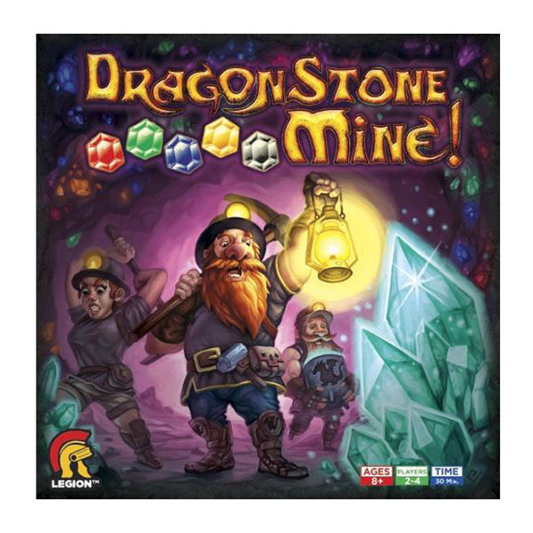 Dragon Stone Mine cover