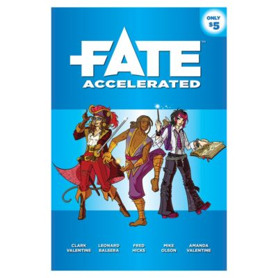 Fate Core: Accelerated Edition