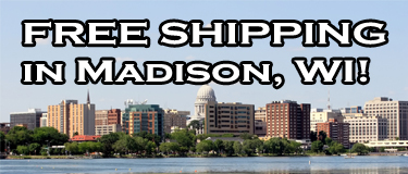 Free Madison WI Shipping Bumper off