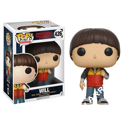 Funko Pop Stranger Things Will