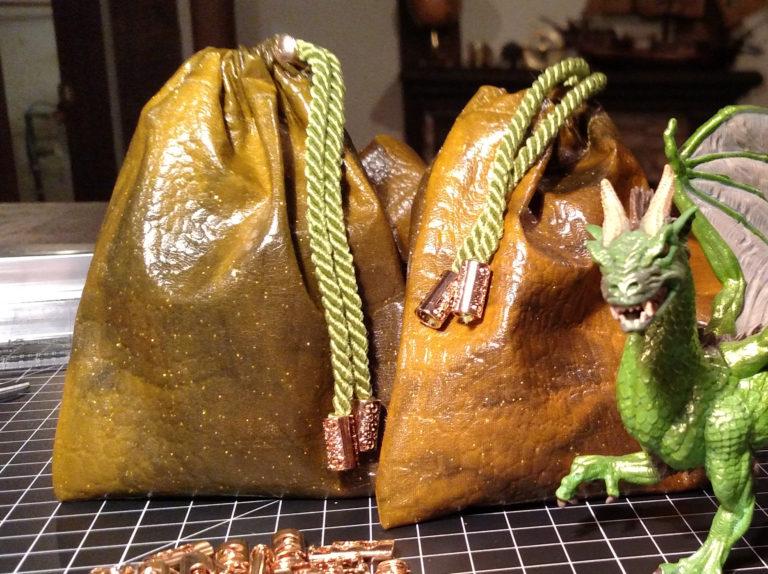Geek Foundry Dragon Born Dice Pouch