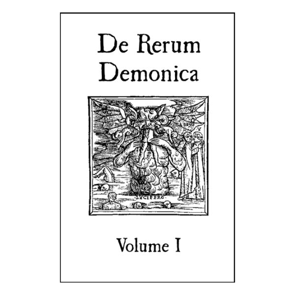 Geek Foundry Game Master Emergency Prop Pack 6: De Rerum Demonica
