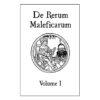 Geek Foundry Game Master Emergency Prop Pack 7: De Rerum Maleficarum