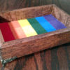 Geek Foundry Pride 2017 Dice Box