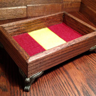 Geek Foundry Wizard-Worthy Dice Box