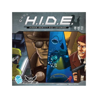 H.I.D.E. - Hidden Identity Dice Espionage