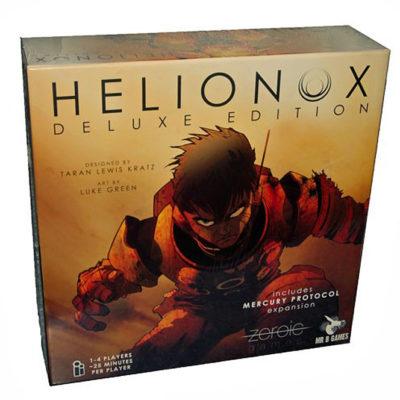 Helionix Deluxe Edition