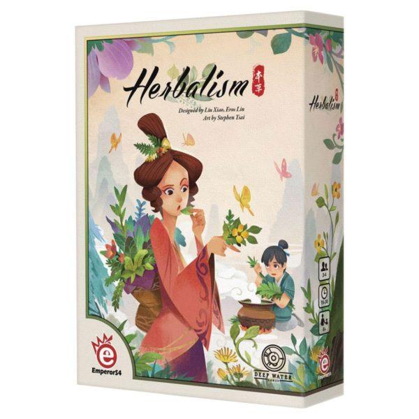 Herbalism cover