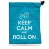 Keep Calm Dice Bag