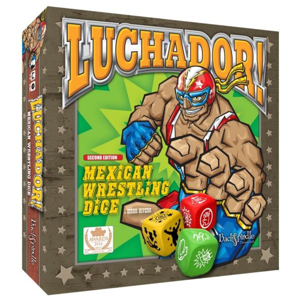 Luchador cover