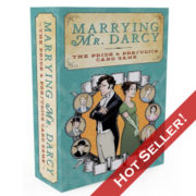Marrying Mr. Darcy Cover