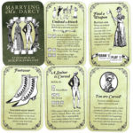 Marrying Mr. Darcy Undead Cards