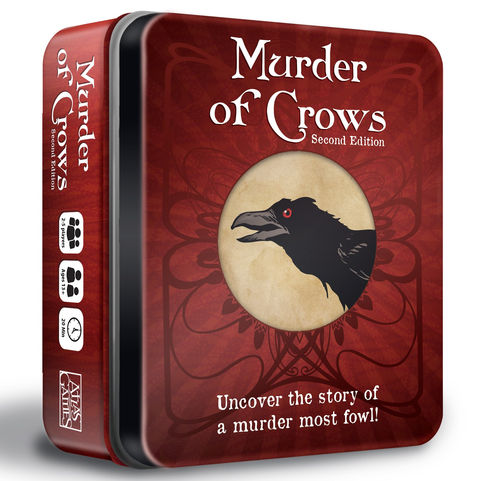 Atlas Games - Murder of Crows 2E