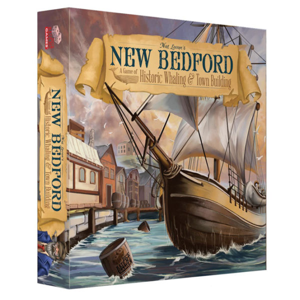 New Bedford cover