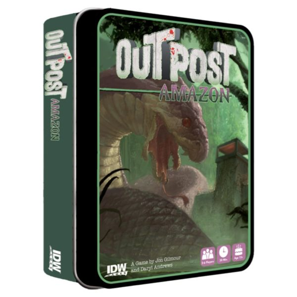 Outpost Amazon cover