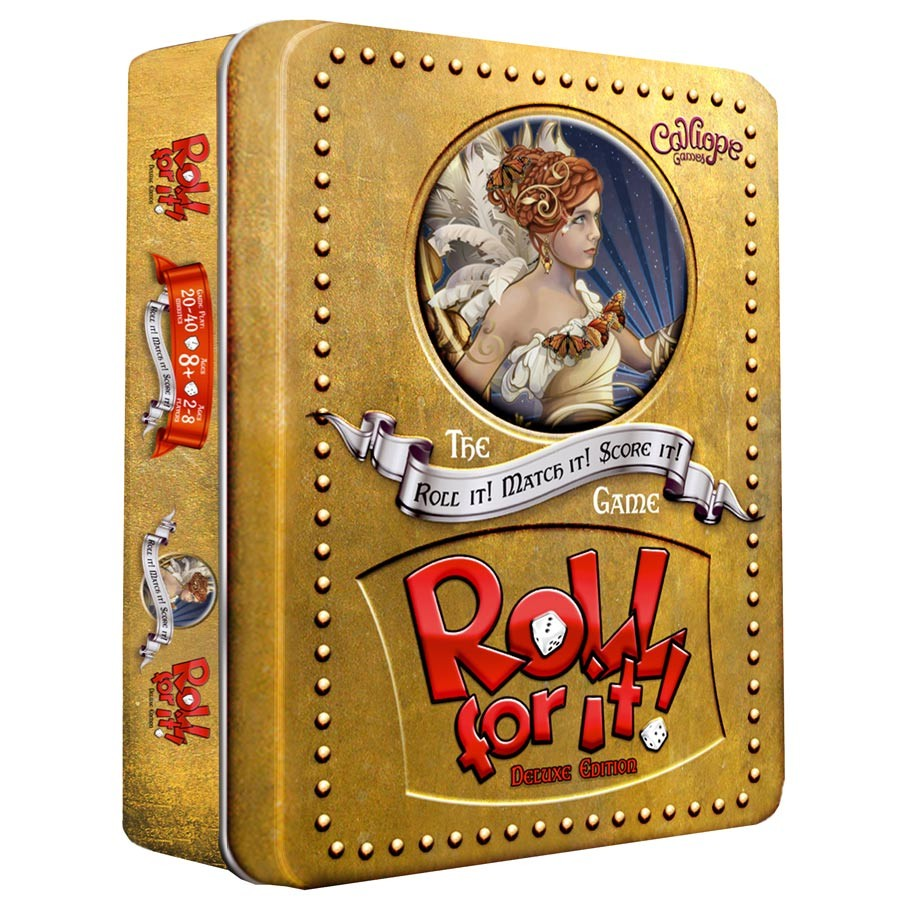 Roll For It! cover