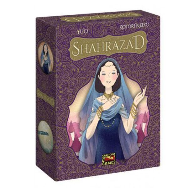 Shahrazad cover
