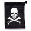 Skull & Bones Dice Bag