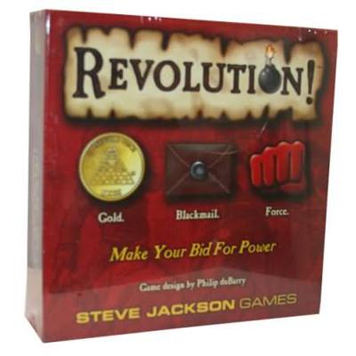 Steve Jackson Revolution Cover