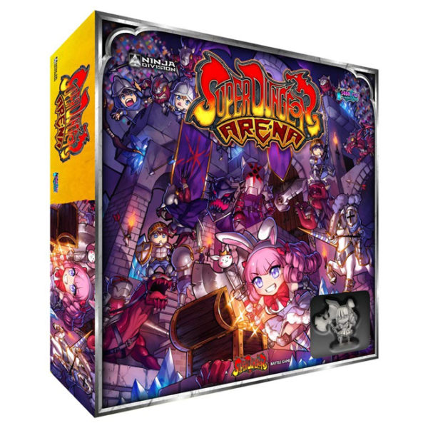 Super Dungeon Arena cover