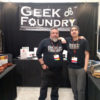The Geek Foundry Crew at GHC 2018