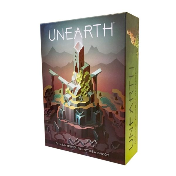 Unearth cover