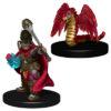 Wardlings Boy Cleric & Winged Snake