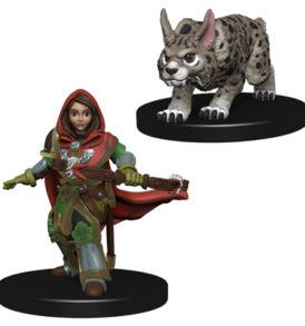 Wardlings Girl Ranger & Lynx