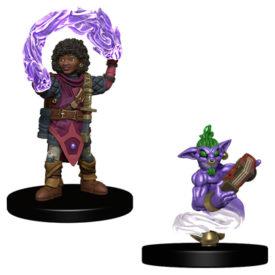 Wardlings Girl Wizard & Genie
