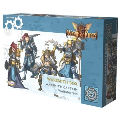 Wrath of Kings Warsmith Captains Box