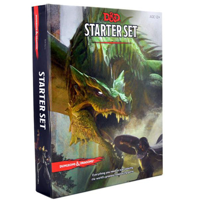 D&D Starter Set Cover