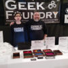 Geek Foundry at GeekCraft Expo Midwest 2017