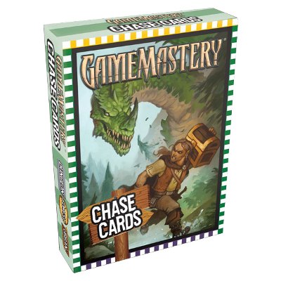 Paizo Pathfinder Chase Cards Cover