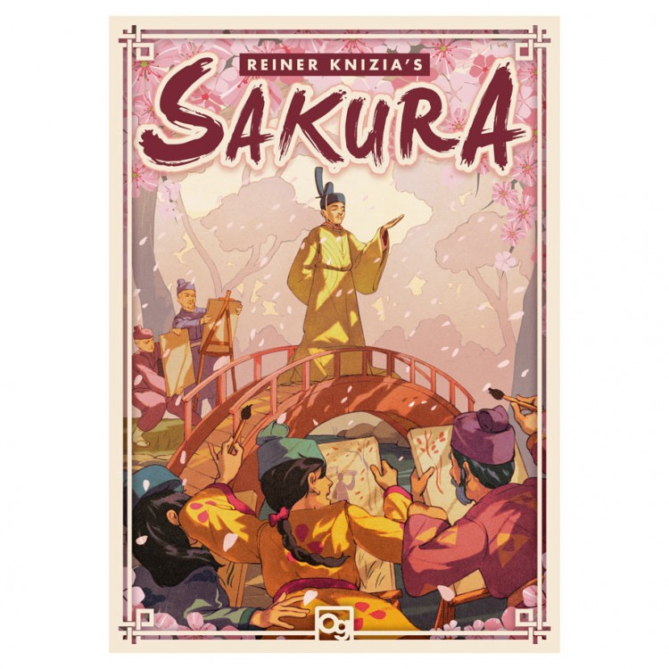 Sakura board game cover
